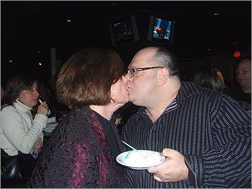 Judi and Joey